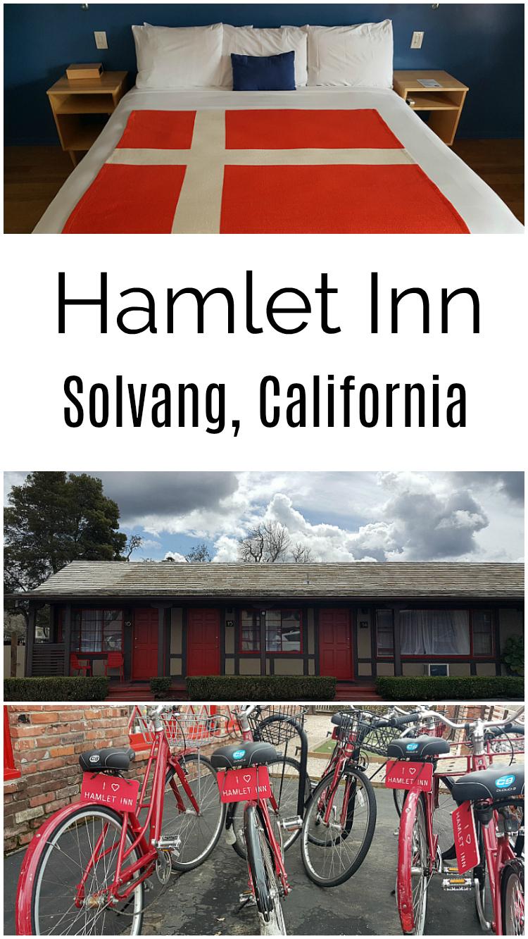 Hamlet Inn - Budget friendly Solvang Hotel that is big on Danish style