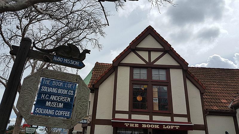 book loft andersen museum