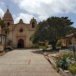 Carmel Mission Basilica – San Carlos Borromeo de Carmelo Mission