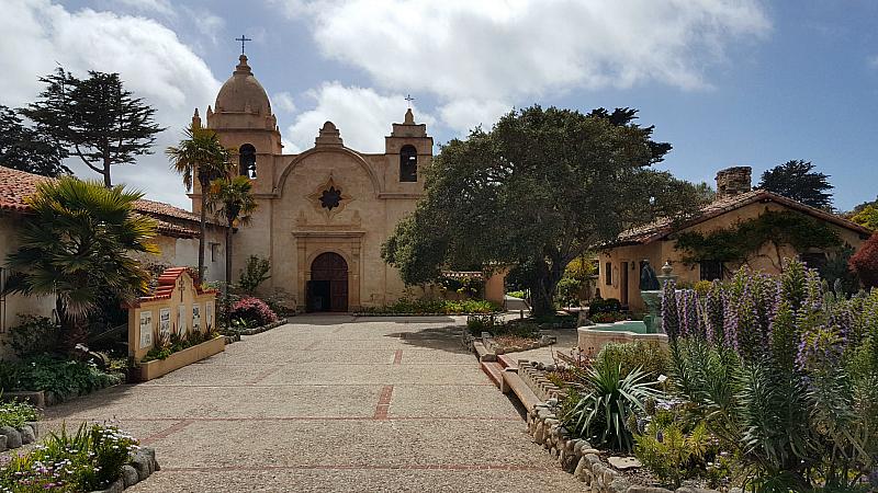Carlos Borromeo de Carmelo Mission