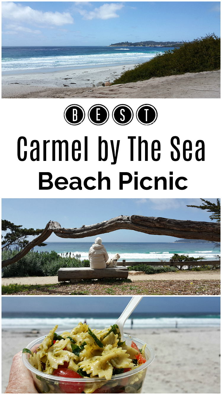 Carmel beach picnic - Best Carmel by The Sea beach picnic