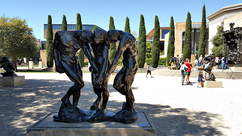 Rodin Three Shades