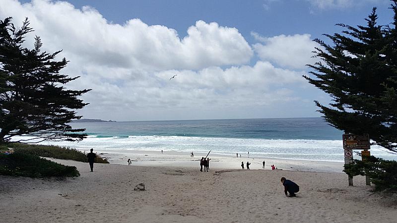 ocean avenue carmel beach