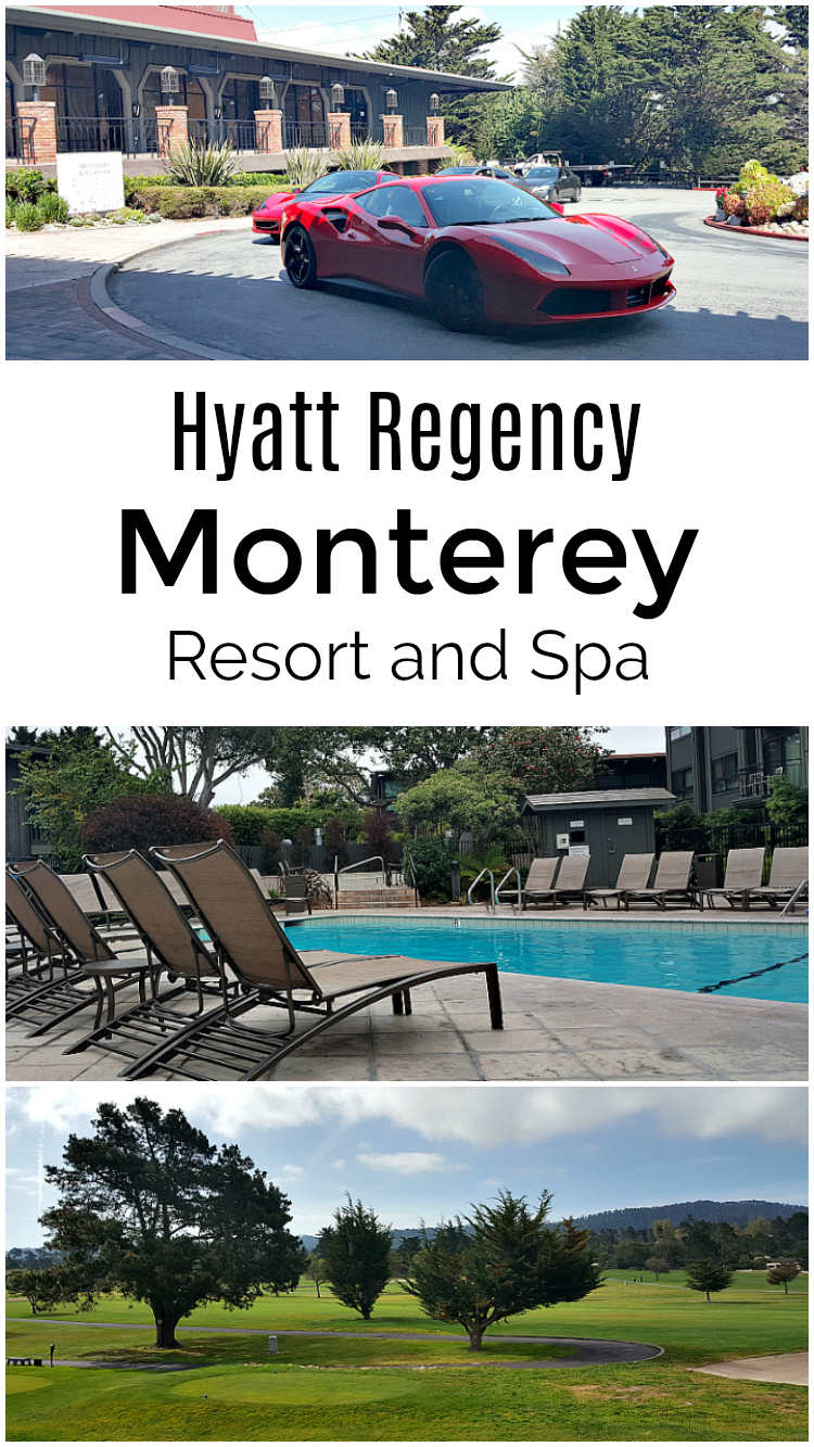 Hyatt Regency Monterey Resort and Spa on Del Monte Golf Course - Hotel on the California Coast