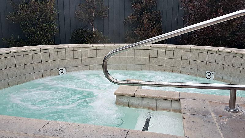 hyatt lower spa