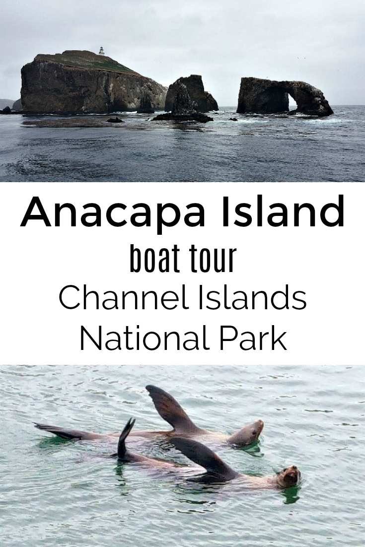 Anacapa Island Boat Tour - Channel Islands National Park