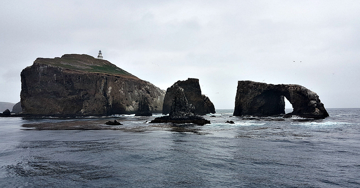 anacapa island feature