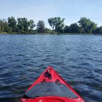 Kayaking Lodi Lake and the Mokelumne River