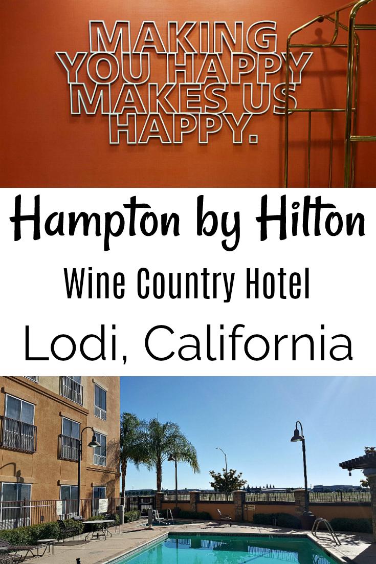 Hampton Inn Lodi Wine Country Hotel