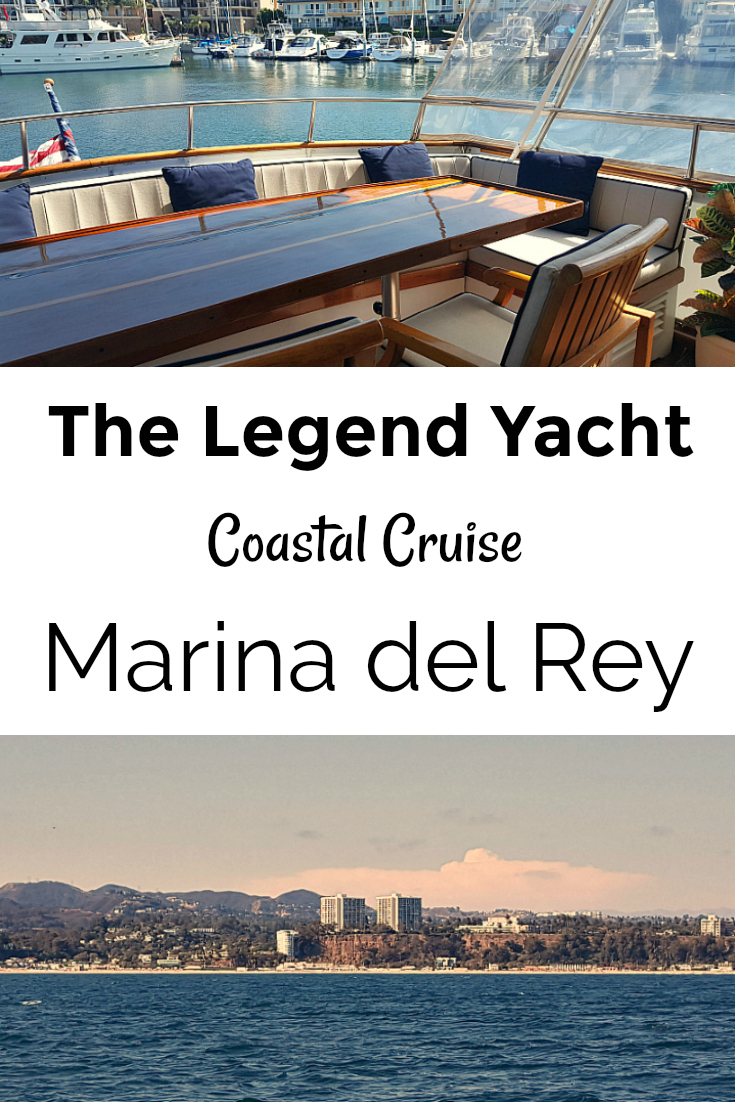 The Legend Yacht Marina del Rey
