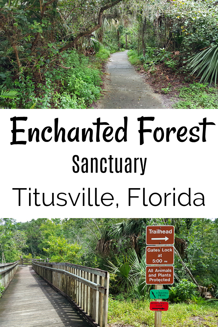 florida titusville enchanted forest