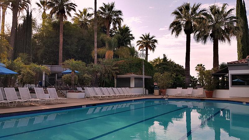 glen ivy aqua fit pool