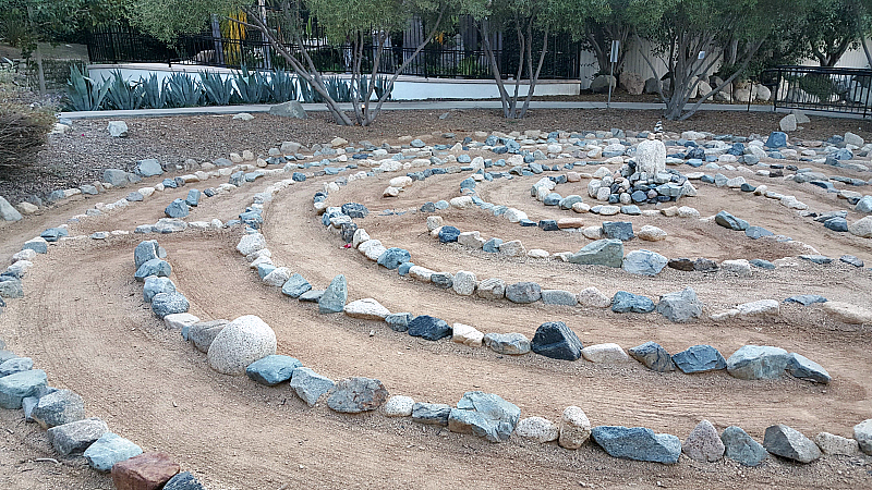 glen ivy labyrinth