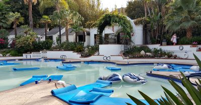 Glen Ivy Hot Springs Spa Day Experience