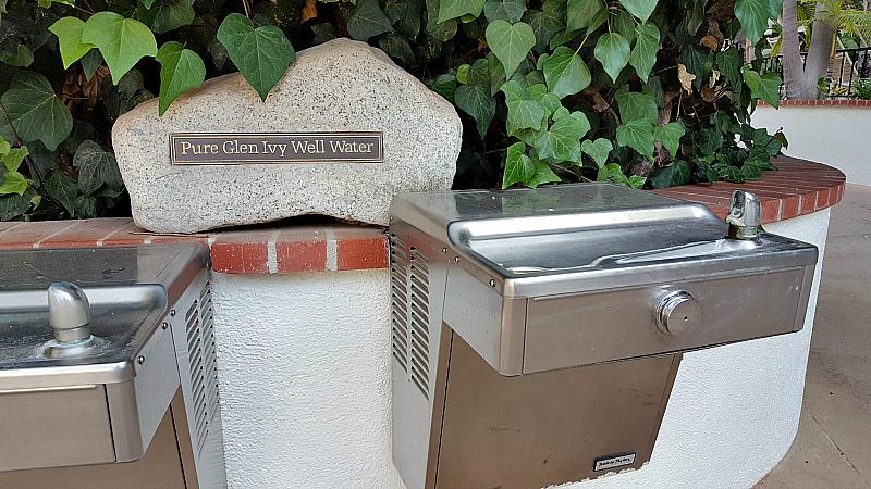 glen ivy well water