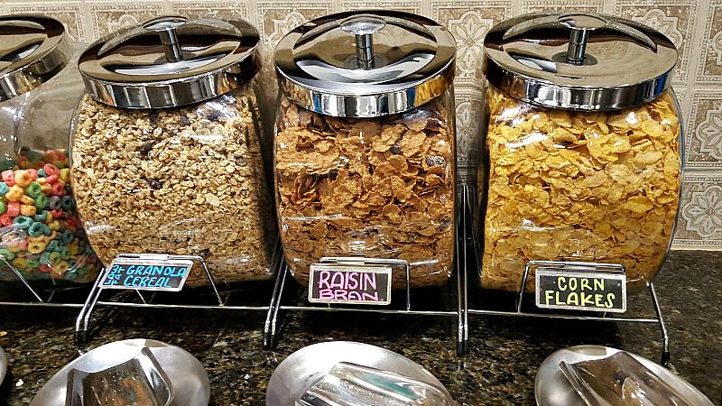 lodi hampton cereal