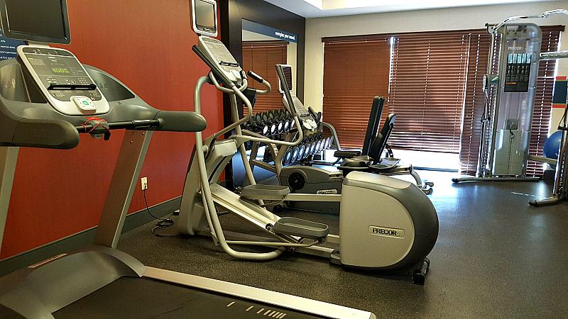 lodi hampton fitness center