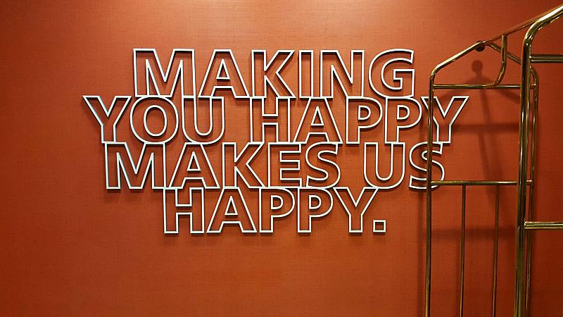 lodi hampton happy sign