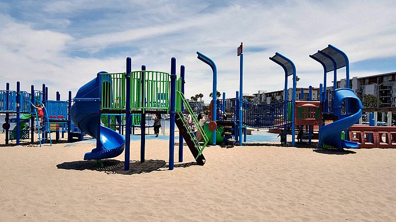mdr beach playground