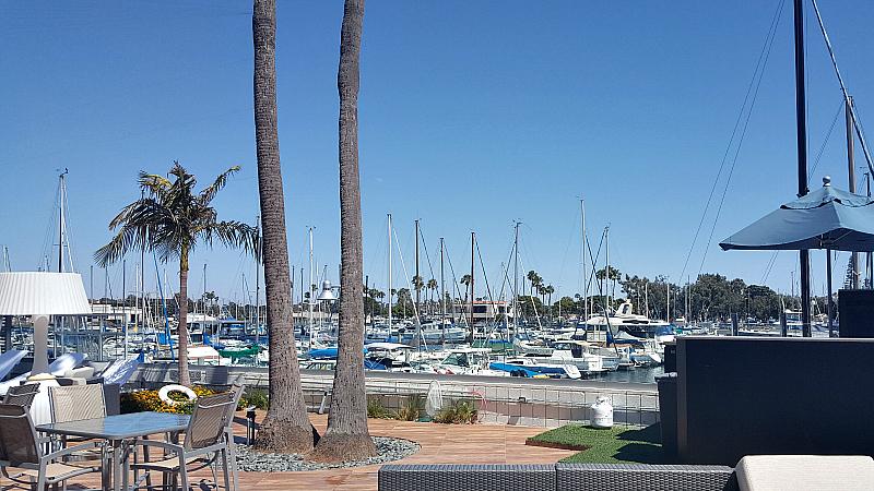 mdr hotel deck marina view