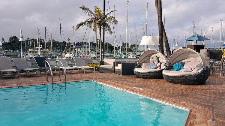 Marina Del Rey Hotel for a California Getaway