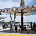 Marina Beach aka Mother's Beach in Marina Del Rey