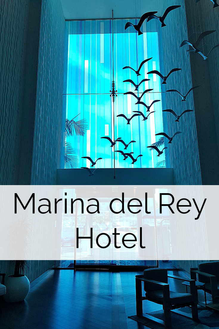 Marina Del Rey Hotel for a California Getaway Vacation near Los Angeles