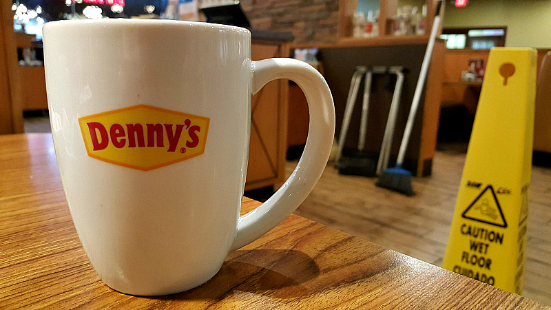 ramada dennys diner coffee