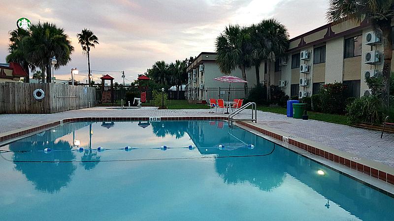 ramada pool playground