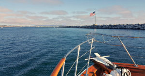Marina del Rey Yacht Cruise – Coastal Cruise on The Legend