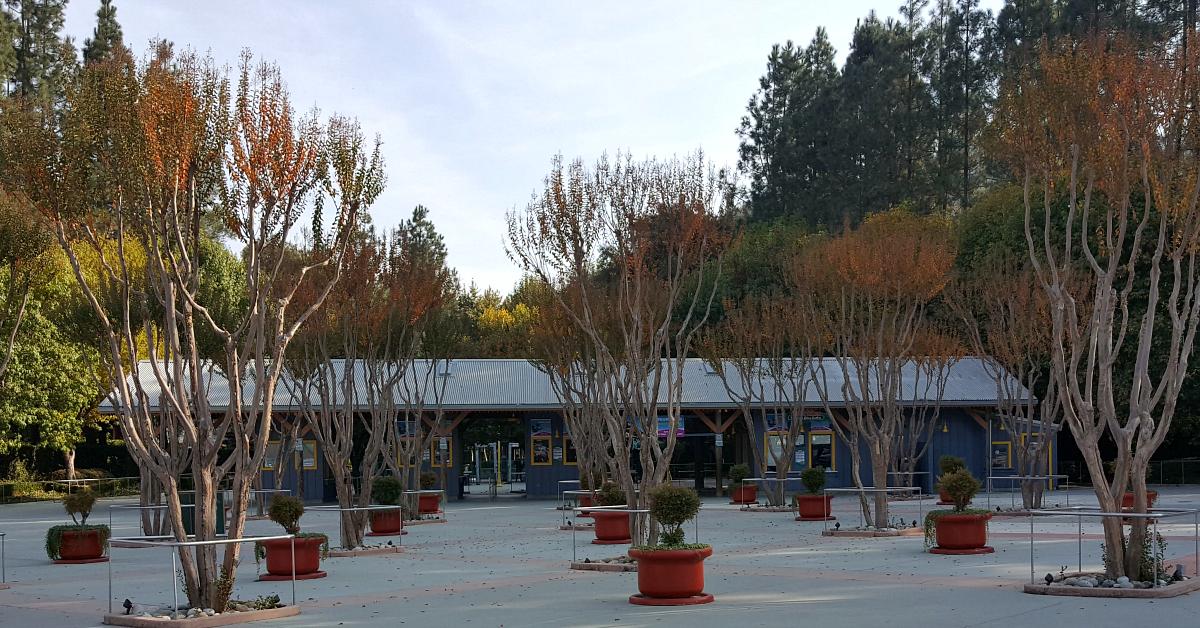 1 gilroy gardens entrance