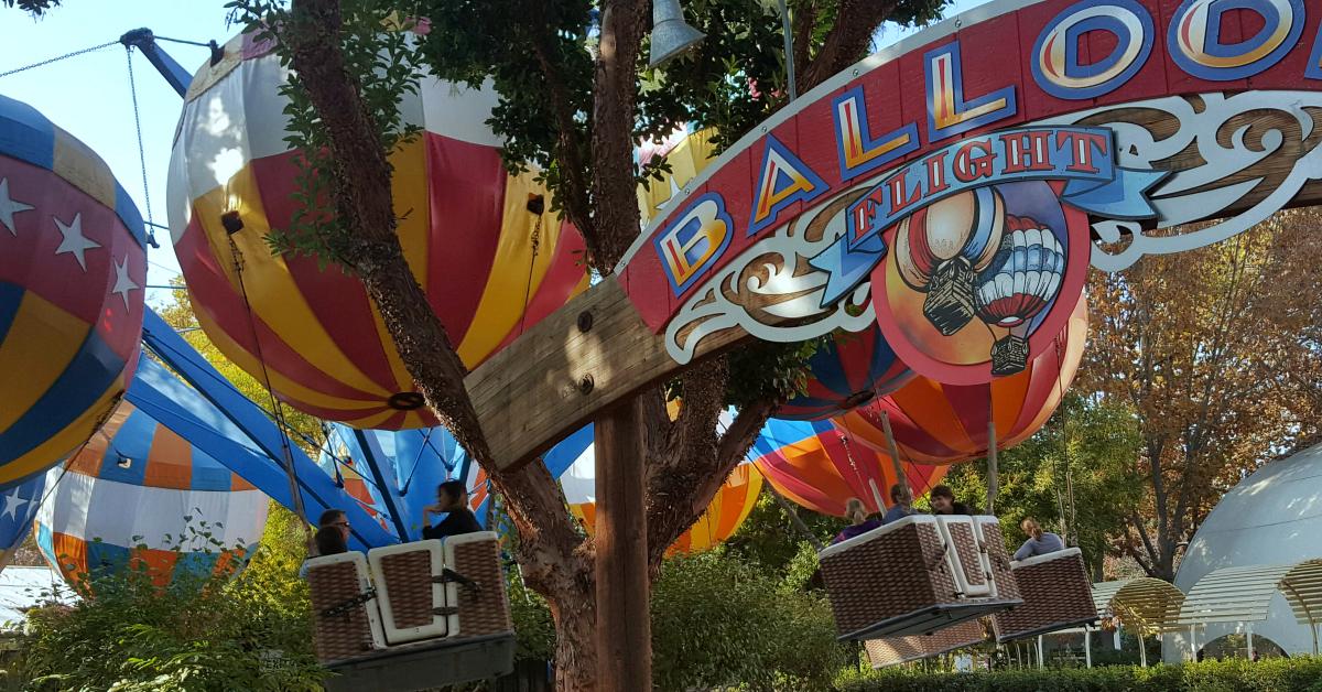 11 gilroy gardens balloon