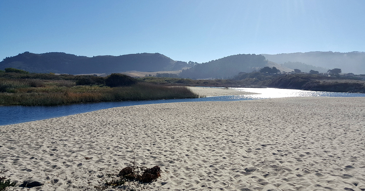 3 carmel river beach