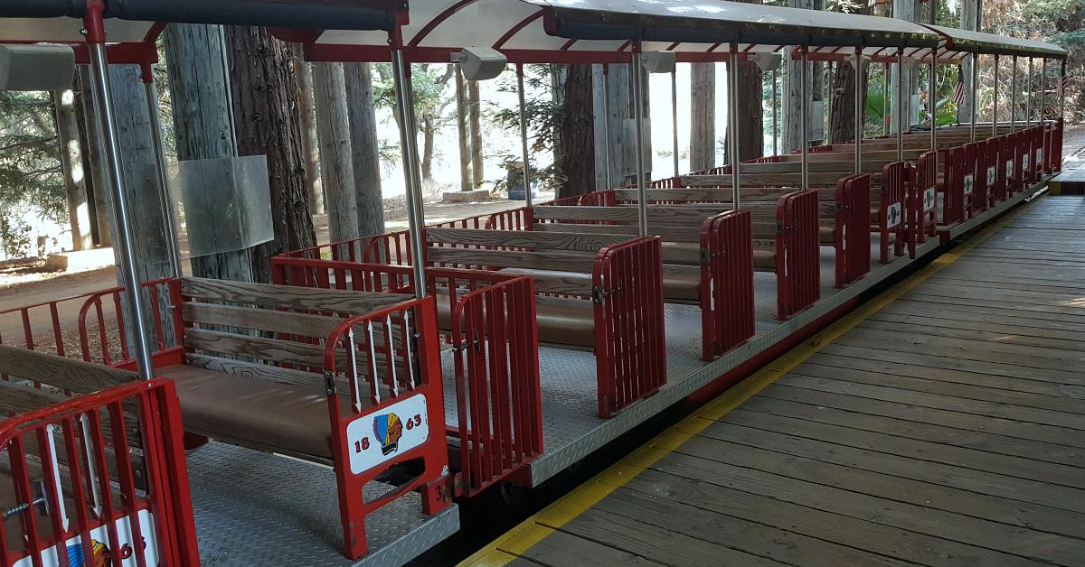 9 gilroy gardens train