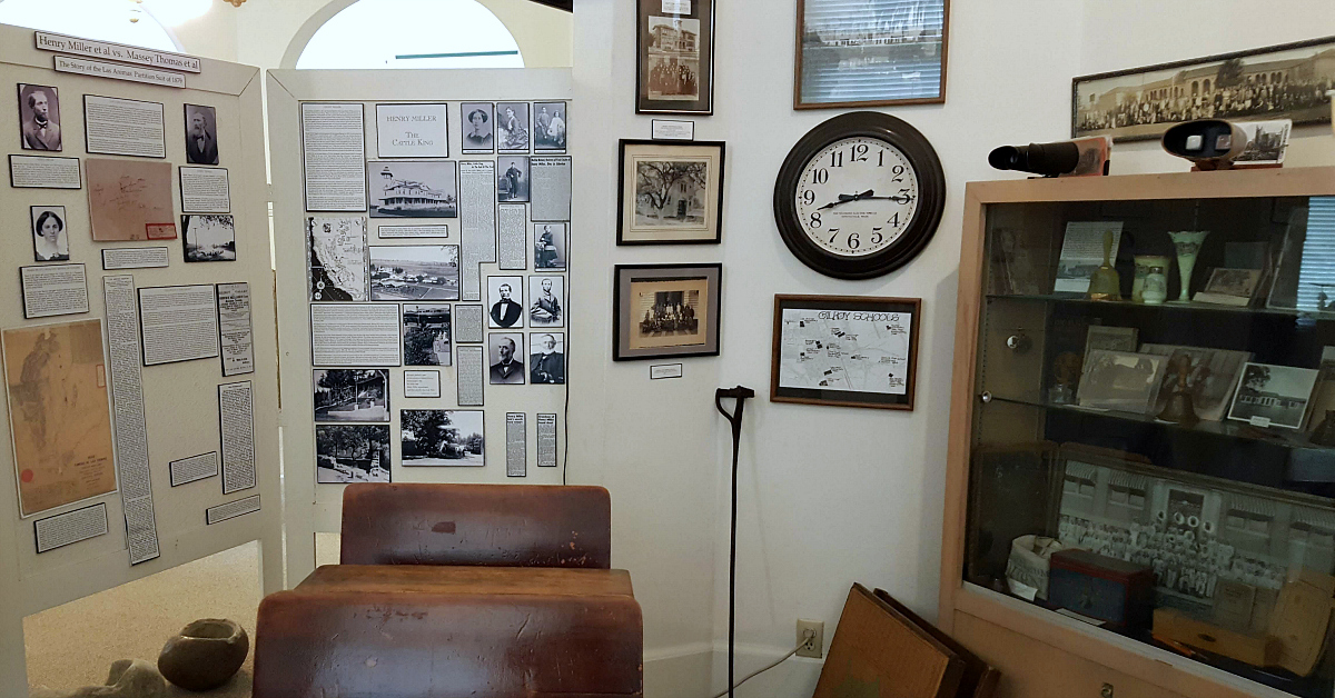 9 gilroy museum library