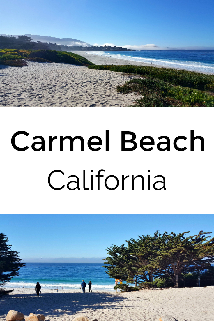 pin carmel beach