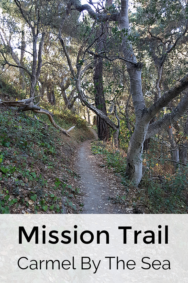 pin mission trail carmel
