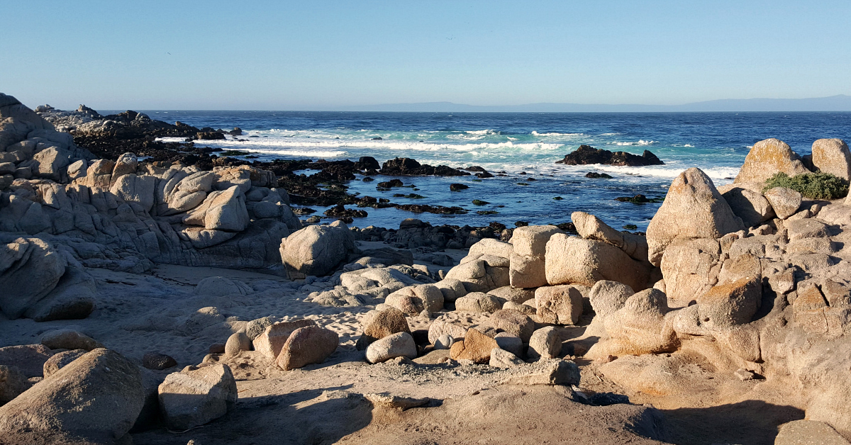 10 pacific grove tide pools