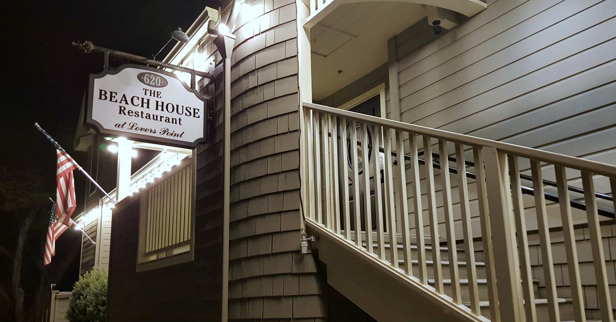 9 pacific grove beach house restaurant