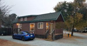morgan hill rv car cabin