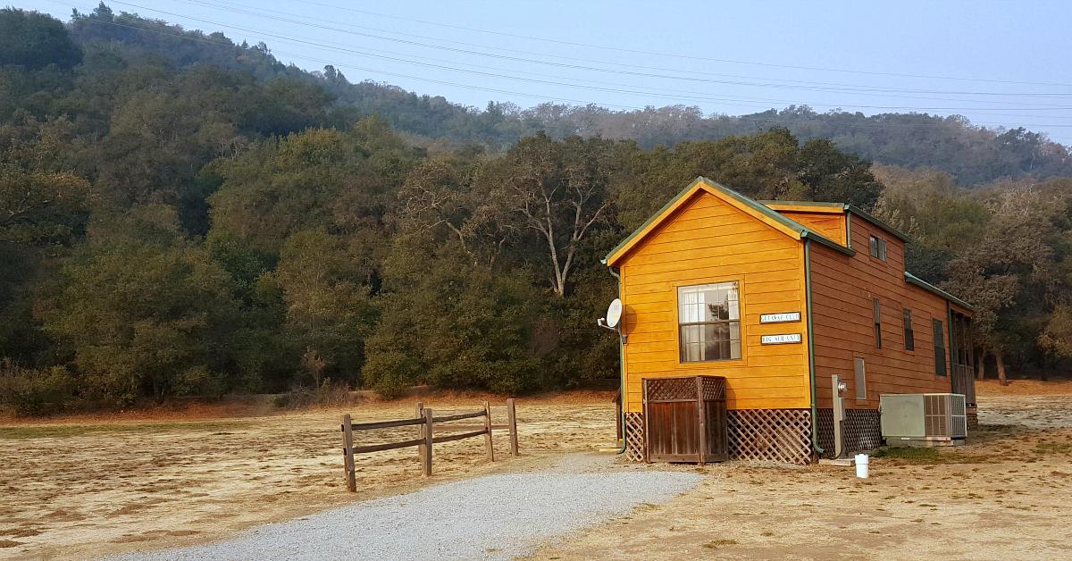 morgan hill rv other cabin