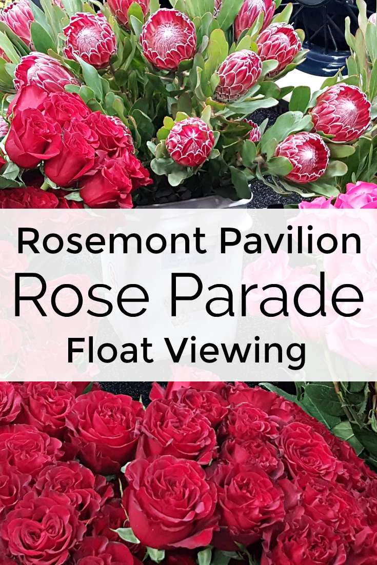 pin rosemont pavilion float viewing