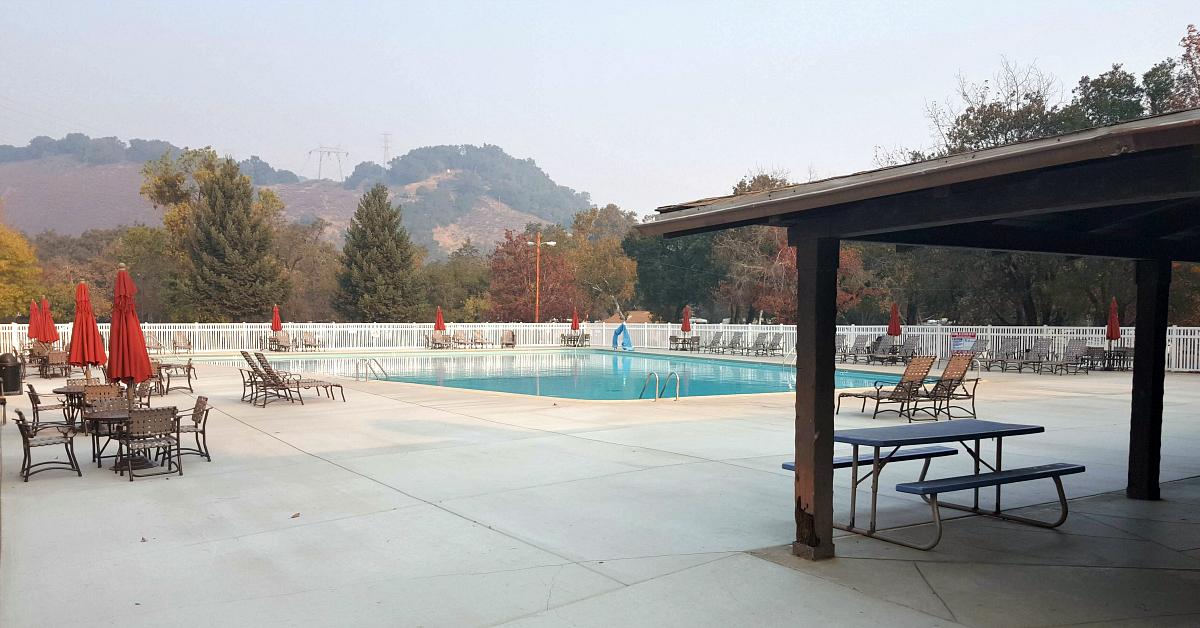 pool morgan hill rv resort