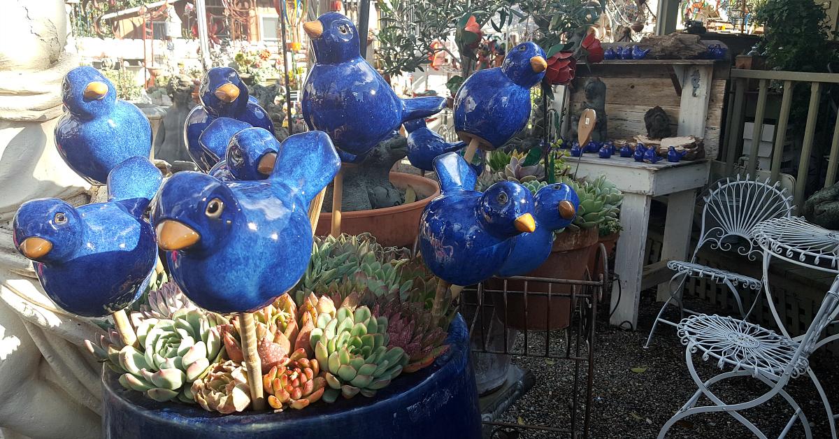 los olivos garden art