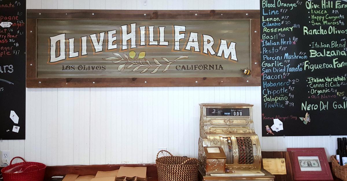 los olivos olive hill farm