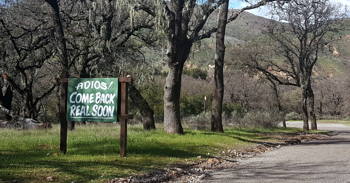 rancho oso adios