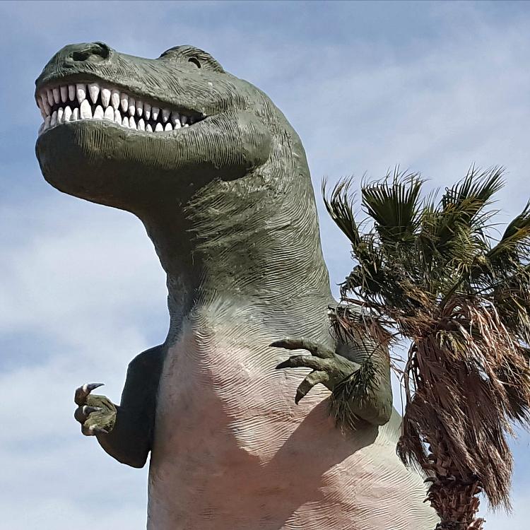 pee wee dinosaur mr rex