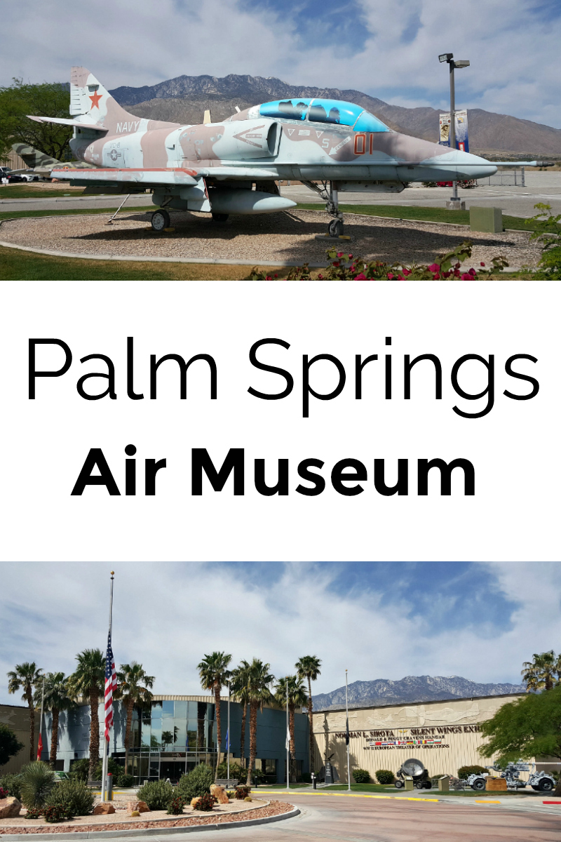 pin palm springs air museum