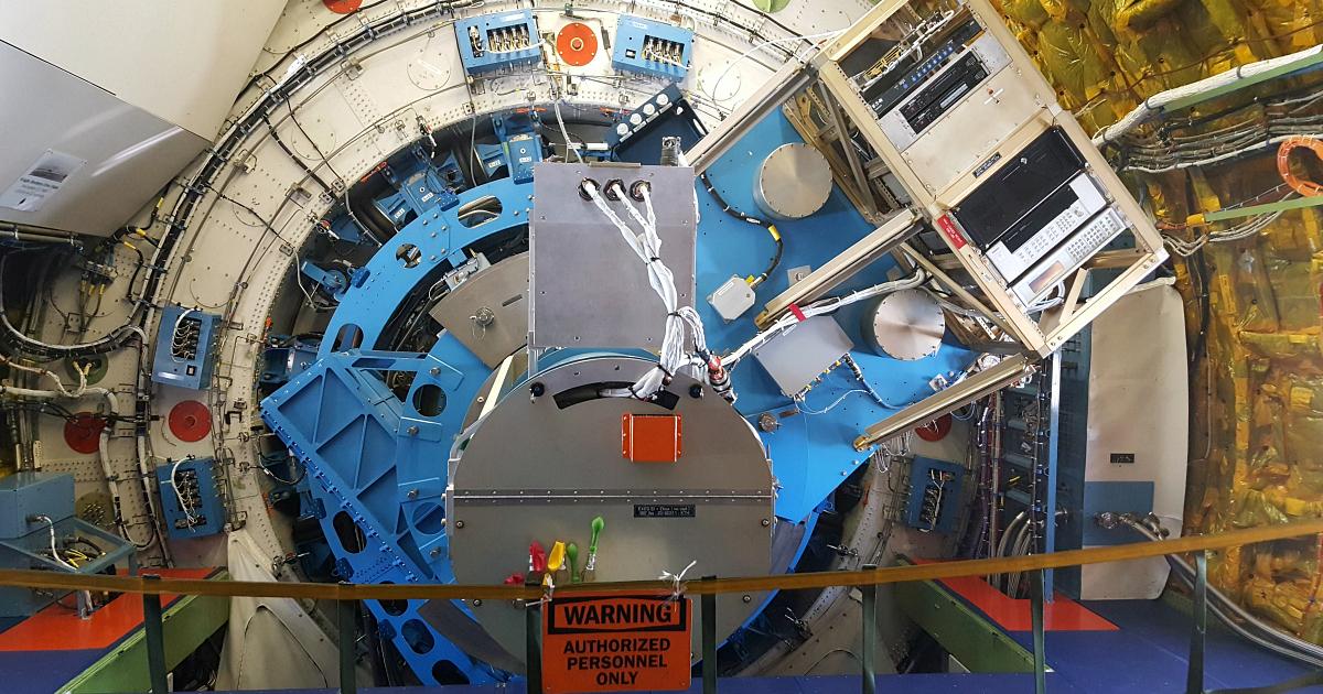 sofia reflecting telescope