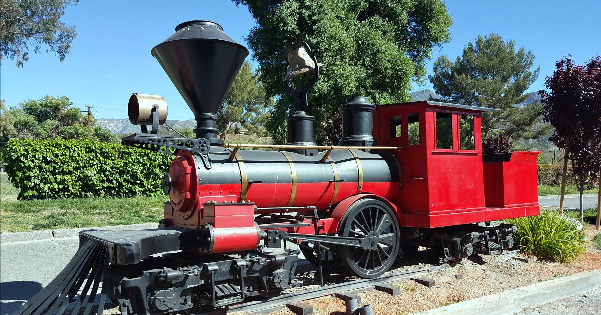 thousand trails acton train